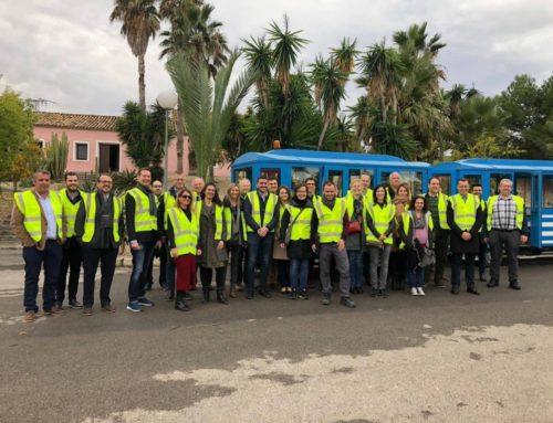 Valuewaste's kick-off meeting in Murcia
