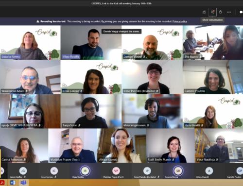 COOPID, un sector primario europeo conectado por medio de redes de conocimiento